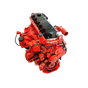 220-360HP Water cooling Cummins QSL8.9 series engine for construction machine