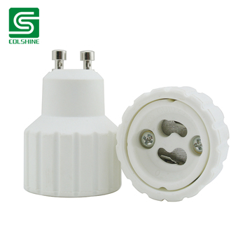 Gu10 To Gu10 Lamp Socket To Outlet Adapter Lamp Holder Converter Buy Gu10 To Gu10 Lamp Holder Adapter Lamp Holder Adapter Lamp Base Adapter Product
