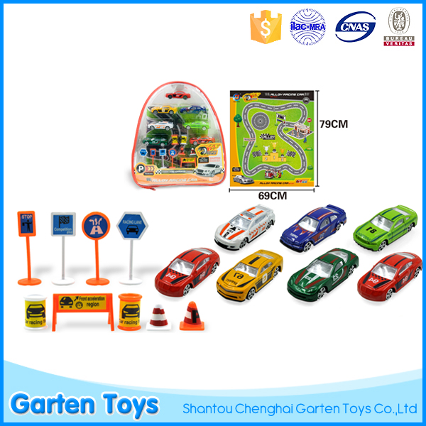 China 1 64 scale sliding alloy model car diecasting car for kids