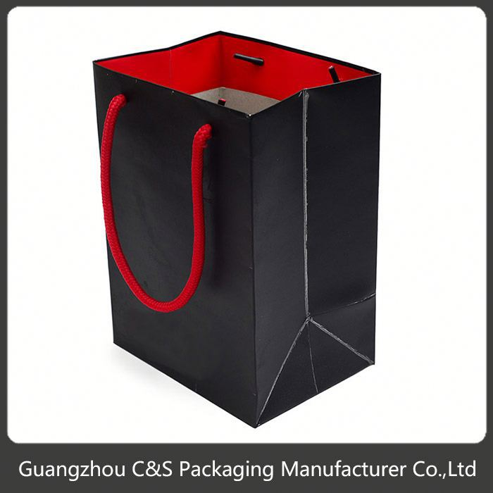 Good Quality Customized China Paper Bag Turkey Craft