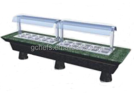 Buffet Counter/Food Warming Counter/French Restaurant Style/Customize