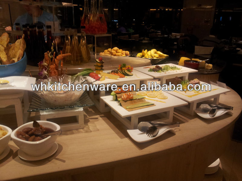 Induction cooker,porcelain pan, chafer/ hot plate for buffet