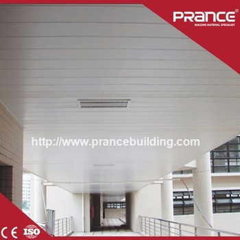 Decorative Suspended Perforated Metal Panel for Ceilings