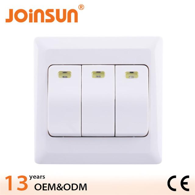 Buy Cheap China 3 way wall switch ce Products, Find China 3 way wall ...