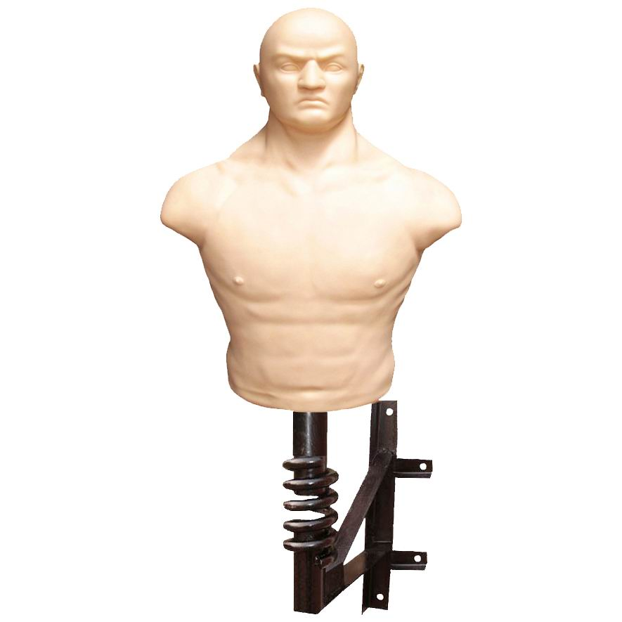 Boxing Punching Dummy On Wall Sparring Opponent Partner Bag Mounted wall Dummy