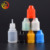 plastic label printing dropper bottle 5ml pe e liquid bottle long thin tip 5 ml sterile eye dropper bottles