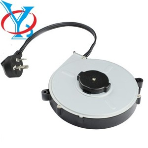 Lowest price small retractable cable reel,self-locking cable reel