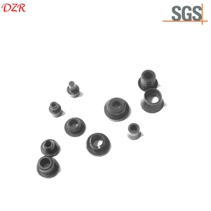 High quality popular 10mm silicone rubber raised floor grommet 4x6 rubber