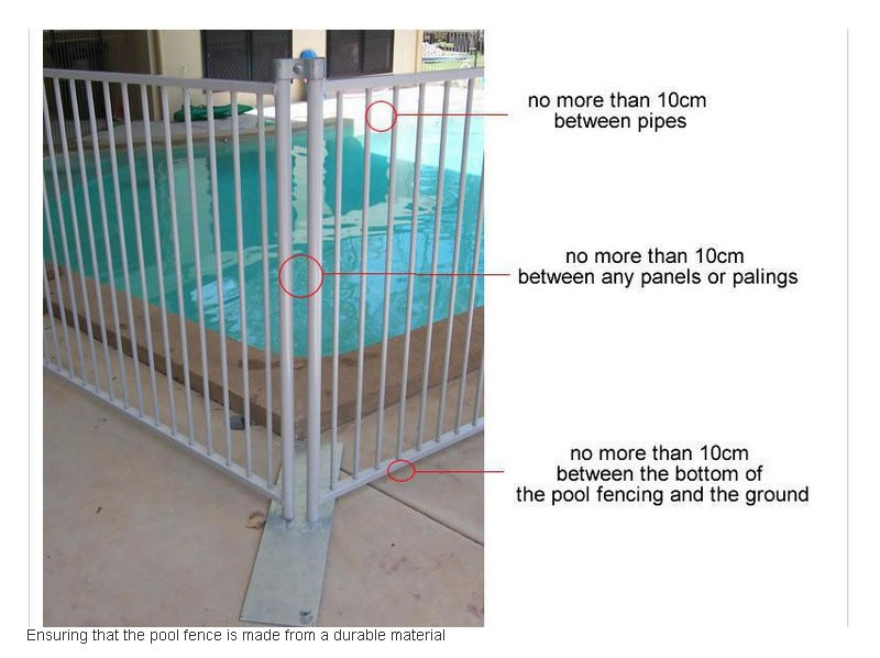Cheap Portable Child Safety Pool Fence