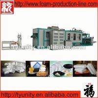 Advanced processing Plastic tableware machine