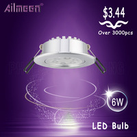 China manufacturer 6W Energy Saving LED Ceiling Light For Indoor
