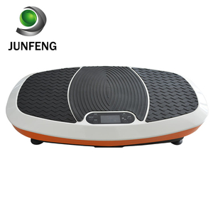 New Product electric Crazy Fit Massage Pro power max 3d vibration plate