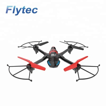 Flytec H3 DIY 3 IN 1 Air Ground RC Tank Toys Air Fun Drone FPV WiFi Aerial Jumping Car Drone Camera HD Quadcopter