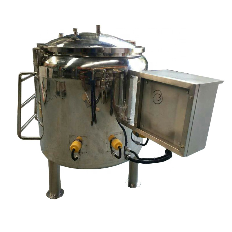 200L pasteurizer दूध मशीन pasterization मशीन pasteurizing उपकरण