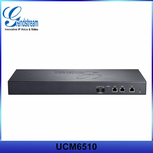 Stock Grandstream Ip Pbx Appliance System Ucm6510