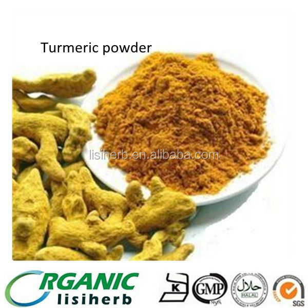 Water solubility <strong>food</strong> colorant Turmeric powder / curcuma extract powder for sale