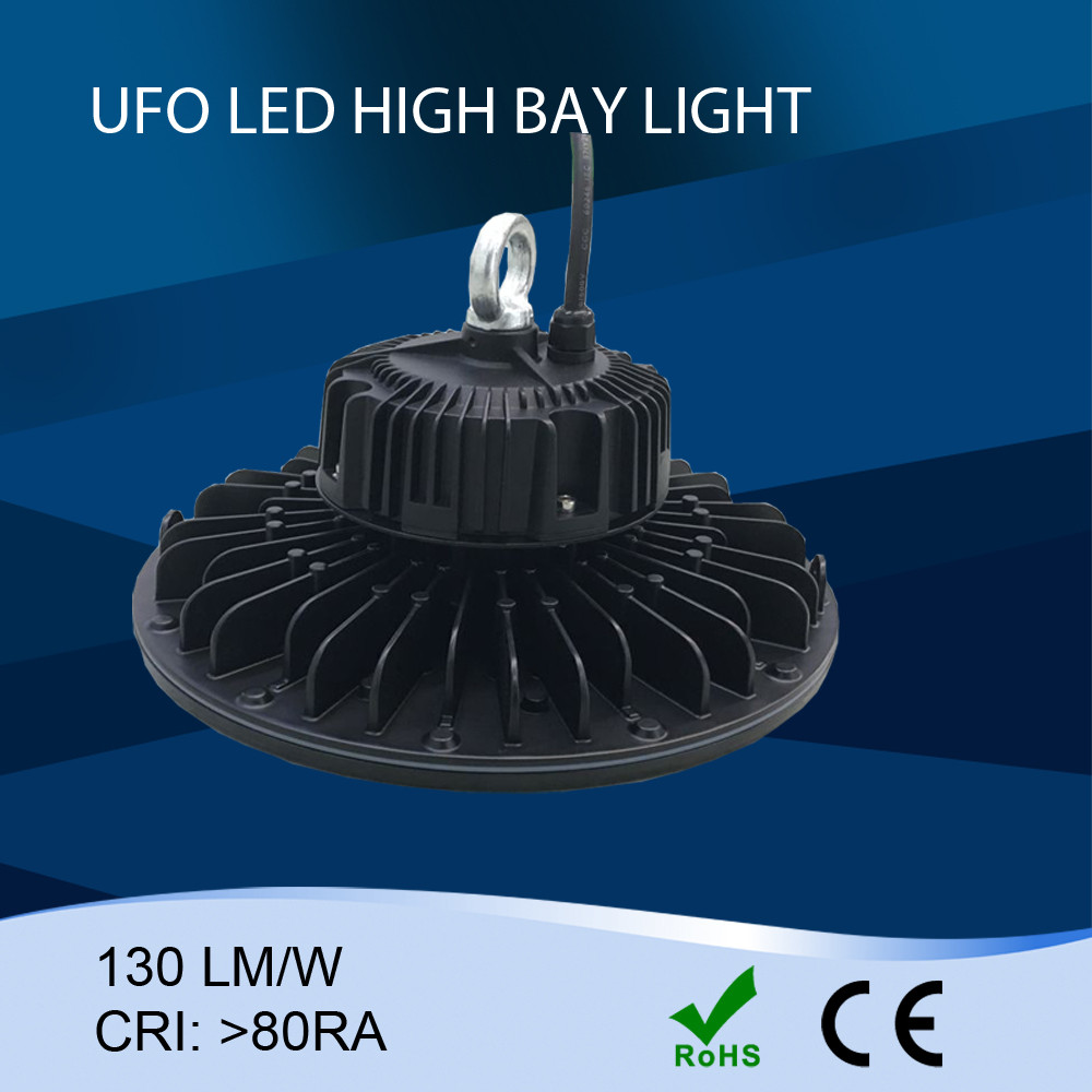 Ce Rosh Listed 5 Years Warranty Led High Bay Lighting Luminaire ...