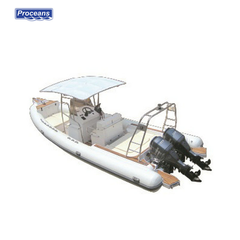 RIB830 CE Certificated 5 Years Warranty Hypalon Tube RIB <strong>Boat</strong>
