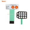 Membrane switch keypad for phone keypad pos machine