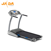 Lcd Display Treadmill, Gym Equipment Home Use Motorized Treadmill
