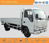 Japan technology mini cargo truck 100P 3360mm cargo van truck mini cargo truck for sale
