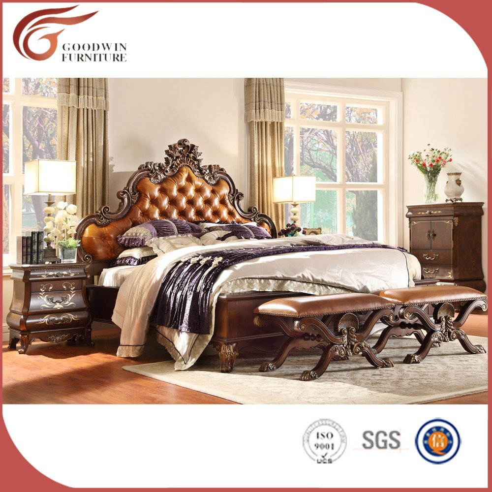 Elegante Dormitorio Muebles Venta Caliente Guapo Muebles