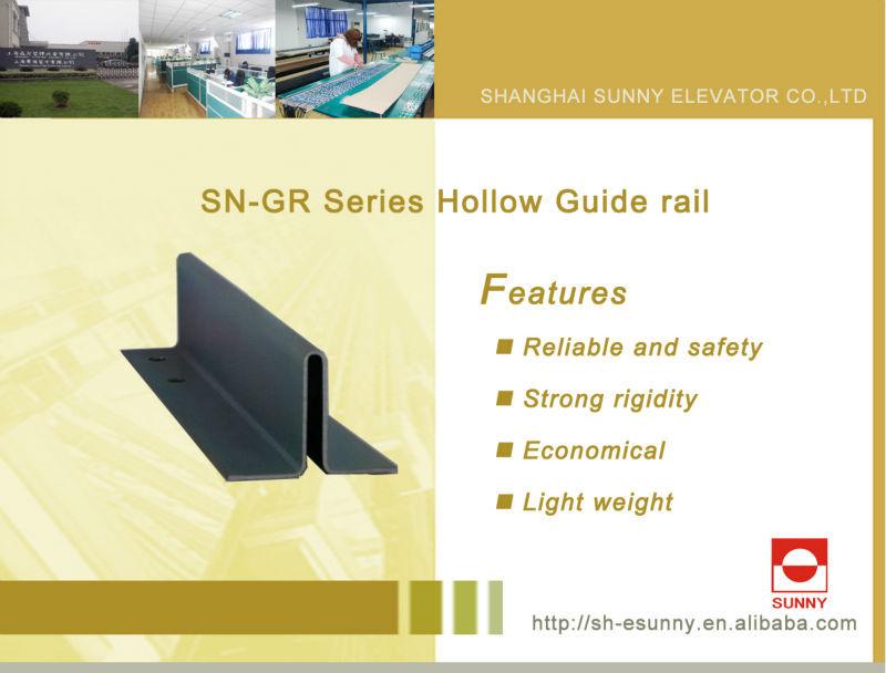 Savera Guide Rails,Guide Rail Dimensions,Elevator Guide Rail ...