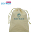 Export Goods Grocery Custom Packaging Natural Canvas Drawstring Cotton Bag