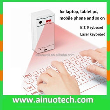 mini projection keyboard Laser virtual keyboard for ipad,for iphone,smart phone