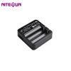 Three-18650 Battery Charger Triple slot 18650 battery charger