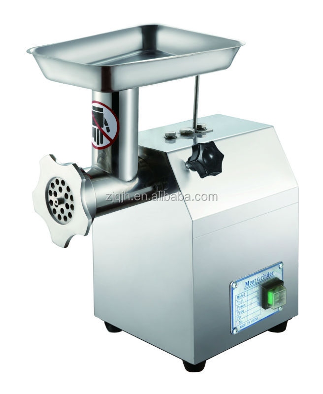 worm driven meat mincer