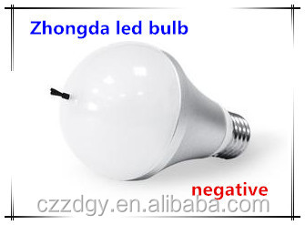 China CE&RoHS air purifying led lamp negative ion energy saving lamps