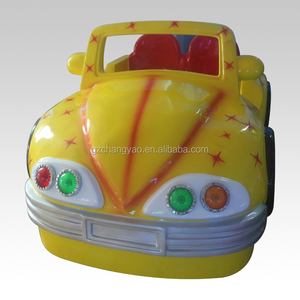 Crazy Hot Selling Electronic Car Children Coin Operated Games Mechanical Kiddie Rides for Boys Toys Kids