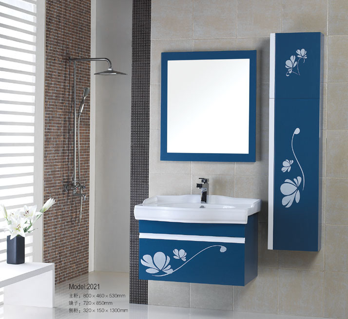 Pvc Bathroom Cabinet Double Sink Bathroom Vanity Saudi