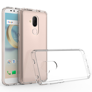 For Alcatel 7/6062W Cell Phone Covers, Clear TPU Case For Alcatel 7 Folio