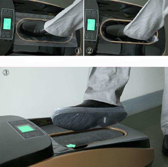 Automatic Shoe Cover Machine Shoe Sole Cleaning Machine Buy Shoe Sole Cleaning Machine Product