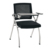New design fashionable conference chair with writing tablet for training room or conference room