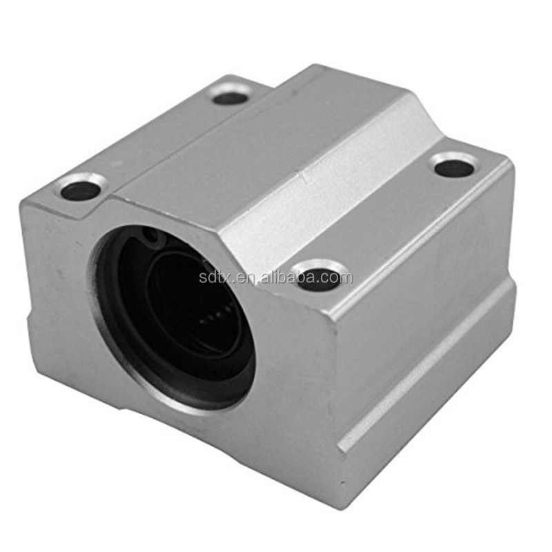 SCS 6 UU square Linear motion ball bearing units SCS6UU guide for cnc machine