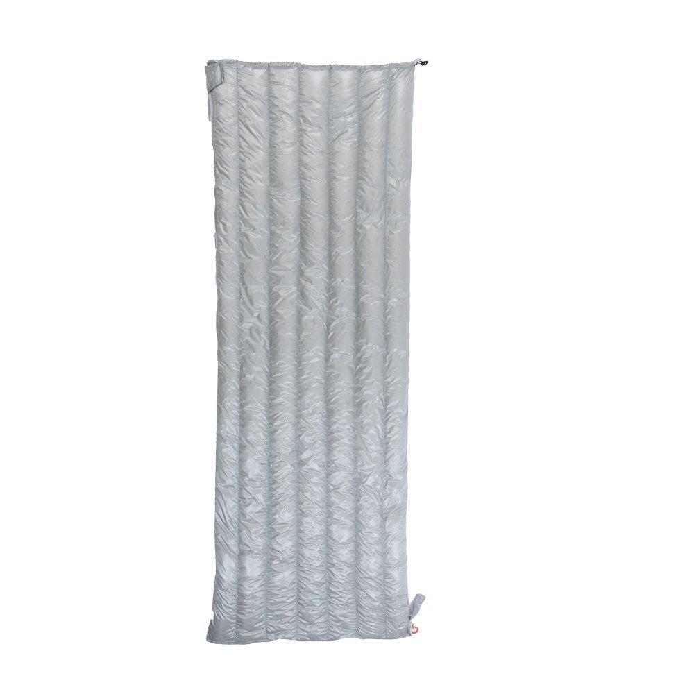AEGISMAX Outdoor Camping E 95% Goose Down Envelope Sleeping Bag Three-Season Lengthened Adult Nylon Spring Sleeping Bag