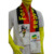 election campaign long scarf cotton  football  scarf printing logo made in China