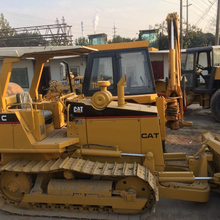 ใช้ cat d3c bulldozer, mini crawler bulldozer แมว d3c, ใช้ cat d3/d4/d5 mini ขนาดเล็ก bulldozers dozer