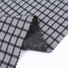 Gray Dyed Double Layer100 % Polyester Jacquard Tirai <span class=keywords><strong>Kain</strong></span> <span class=keywords><strong>Tekstil</strong></span>