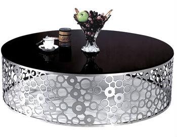 High Quality 2017 Unique Round Plexiglass Table Top For Sale 081 A