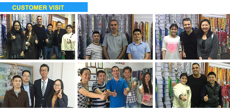 Huacheng ชื่อยี่ห้อ dye ระเหิดการพิมพ์ขวดเครื่องมือเปิดคอ lanyard