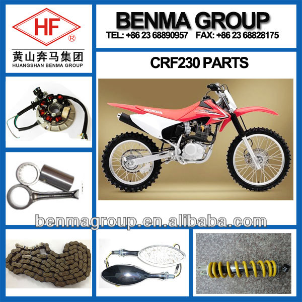 CRF230 HOND Motorcycle Spare Parts and Accessories, CRF230 Parts and Accessory, HOND Motorcycle Accessory Wholesale!!