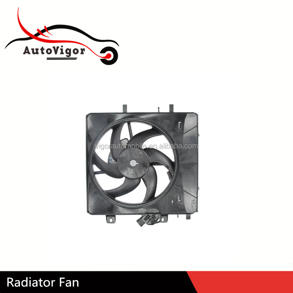 Radiator Fan for Peugeot 207 Citroen C3 C2 OEM 1253.H3 1253.C6 1253H3 1253C6