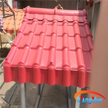 Corrugated Plastic Roofing Sheets Interlocking Plastic