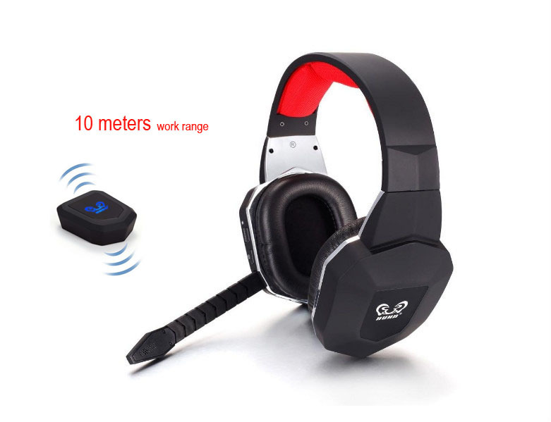 2016 New China Product 2.4g Wireless Gaming Intercom Headset For ...
