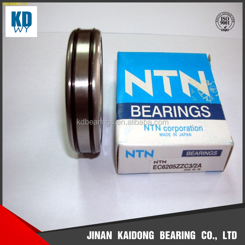 Japan NTN deep groove ball bearings 6204 FAG 6204 SKF 6205 SIZE 20*4*14 excellent quality high speed