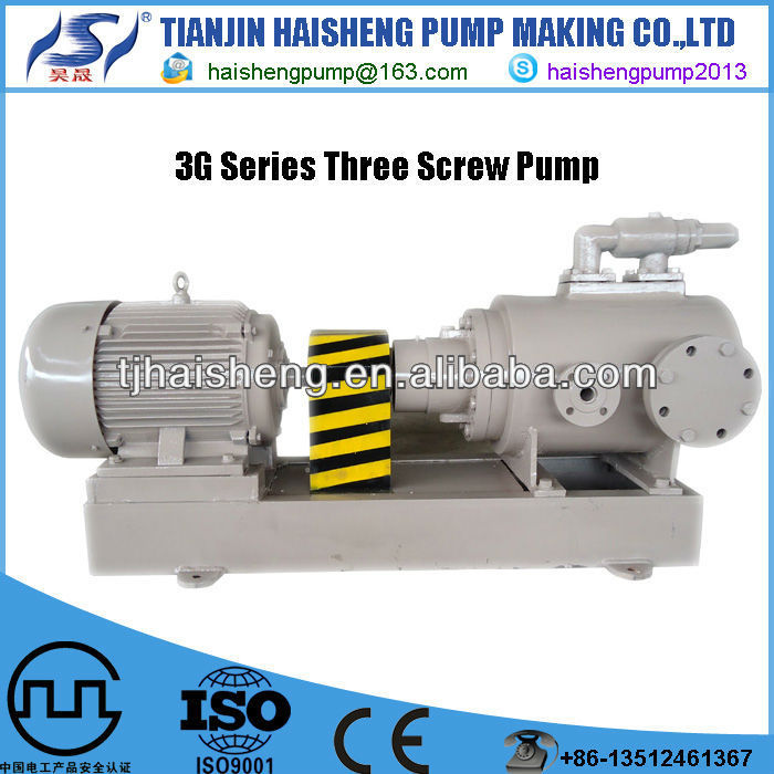 widely used Haisheng screw grease pump